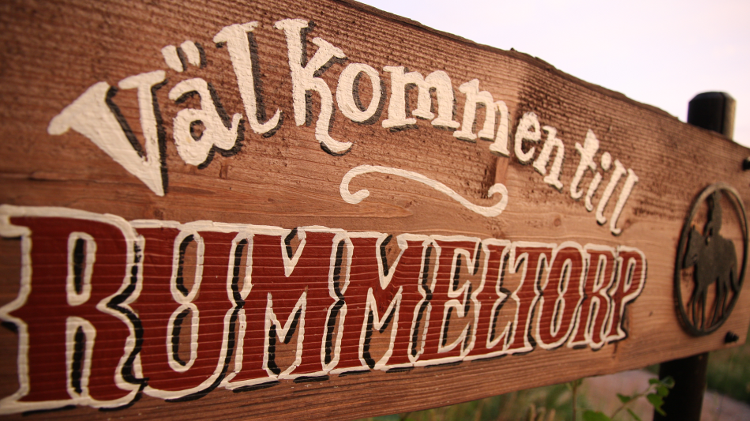 Hästgård Rummeltorp